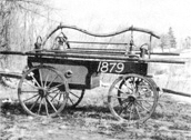 Fire Dept Pumper 1879