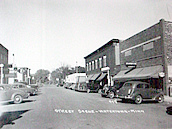 1949—Lewis Avenue Looking North