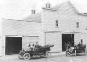 Livery Barn and Early Auto