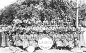 Watertown Ladies Band, 1908