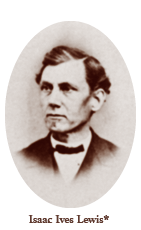 Isaac Ives Lewis