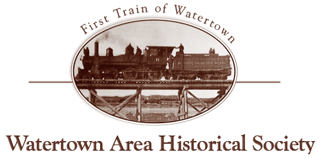 Watertown Area Historical Society Logo